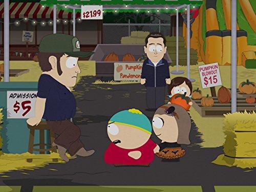 Hexensöhne - Halloween-episode South Park