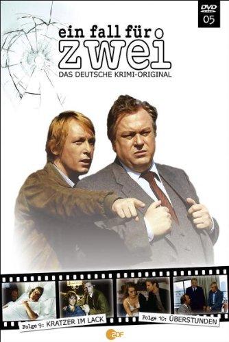 DVD 05: Kratzer im Lack / Überstunden