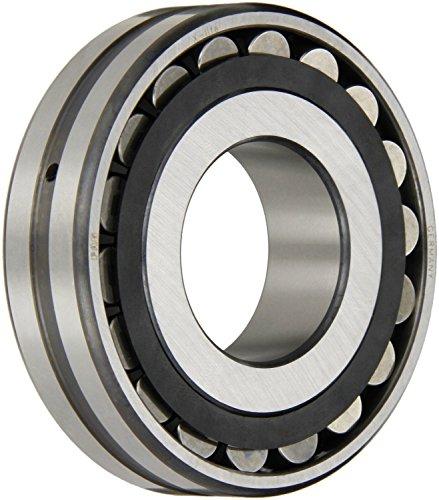 Sphärische Roller Bearing, keilförmige Bohrung, Polyamid/Nylon Käfig, normal Clearance, metrisches, 75mm ID, 160mm OD, 37mm Breite ()