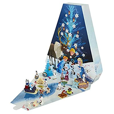 Disney Frozen 53262 Olaf's Adventure Calendario de Adviento de Jakks