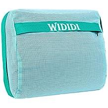 Whirlpool-Spa-Jacuzzi-Sitzpolster von Wididi - mit Gewicht für Kinder & Erwachsene - Komfortable Polsterung - Abnehmbarer Außenbezug mit Reißverschluss - BONUS Innentasche für Murmeln - Mintgrün