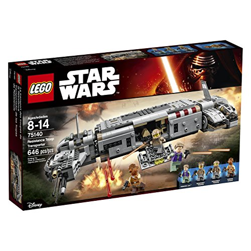 LEGO Star Wars Resistance Troop Transporter 75140 by LEGO