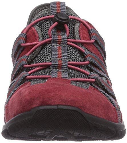 Romika Traveler 01 - Sneakers basses femme Rouge (rot 400)