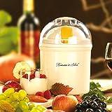 Rosenstein & Söhne Joghurt-Maker für 1 Liter frischen Joghurt