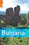 Front cover for the book The Rough Guide to Bulgaria by Jonathan Bousfield