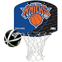 Spalding NBA New York Knicks Miniboard + Ball