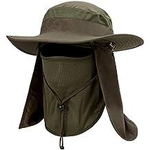 Protezione Solare UV Cappello Estate Arrampicata all aperto Escursionismo  Pesca cap Safari Hat.Saoirse 5f0e29a97f58