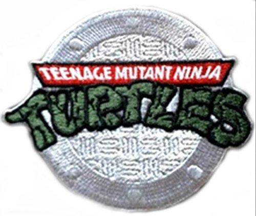 Athena TMNT Teenage Mutant Ninja Turtles Aufnäher Aufbügler Applikation