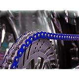 spez ialver Cadena reforzada Azul para Yamaha Raptor YFM 700R