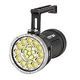 ACEBEAM X80GT Superhelle Taschenlampe mit Akku Cree XHP50.2 LED 32500 Lumens Taschenlampe