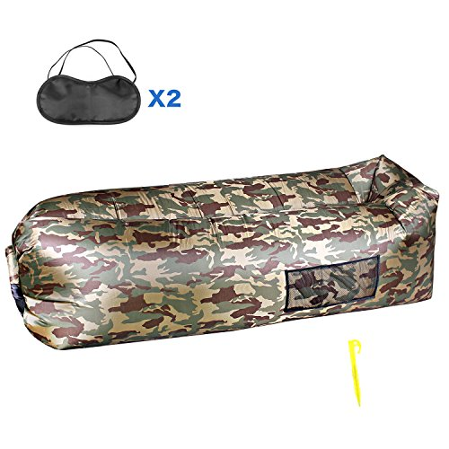 portable-lounger-air-bed-sofa-durable-dacron-sleeping-mats-for-camping-pool-beach-hiking-and-outdoor
