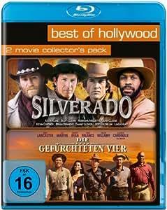 Silverado/Die gefürchteten Vier - Best of Hollywood/2 Movie Collector's Pack [Blu-ray]