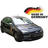 Protector del Capot para Ford Focus 2 Car Bra buena calidad Bonnet Bra Coche!!!