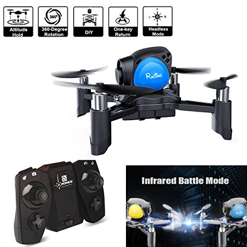 Mini Drohne Quadrocopter, Revell Self-ownership Drone RC A sprinkling of (Infrared Off Set-up, Headless Methodology, Altitude Bit, One Key To Reappearance, 3D Kingpin MAV RTF) für spielzeug Kinder Baksheesh