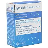 Hylo-Vision SafeDrop 0,1% Augentropfen,20ml preisvergleich bei billige-tabletten.eu