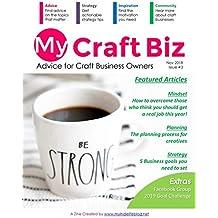 My Craft Biz Ezine Issue 3: Developing Your Biz in 2019