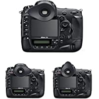 Portaocular de PROFOX EC DK19para Nikon Df, D2Serie, D3Serie, D4, D4S, D5, D500, D800, D810, D850