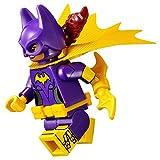 Batgirl, Yellow Cape with Bat-a-Rang LEGO Minifigur The Batman movie