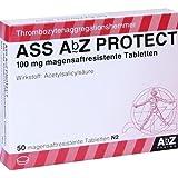 ASS protect 100 mg AbZ Tabletten, 50 St.