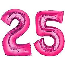 suchergebnis auf f r zahlen luftballons pink. Black Bedroom Furniture Sets. Home Design Ideas