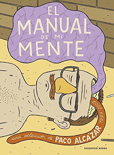El manual de mi mente (RESERVOIR GRÁFICA)