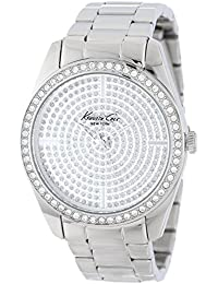 Kenneth Cole Classic KC4959 Montre Bracelet pour femmes Avec des cristaux