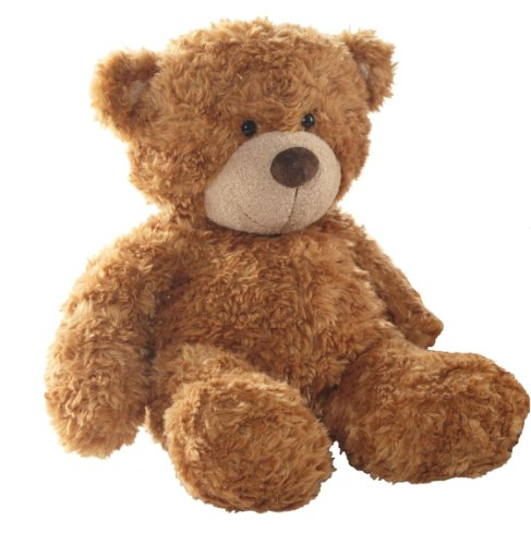 Bonnie Bear is brown, soft and cuddly and wants to be your friend. Approx. 13 inches