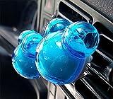 Sedeta® 2PCS Plastik Lufterfrischer Duft Fragrence Geruch Parfüm Diffusor reinigen frische Luft Für Auto Auto SUV