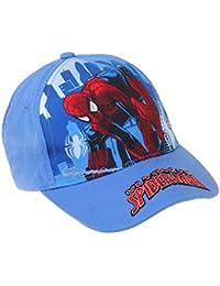 Spiderman Jungen Cap 2016 Kollektion - blau