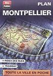 Plan Montpellier : 1/12 000
