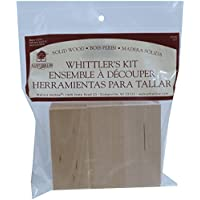 Brand New Basswood Whittler's Kit 3pc- Brand New by