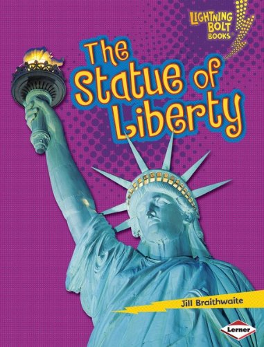 The Statue of Liberty (Lightning Bolt Books ® - Famous Places) (English Edition)
