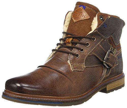 Bugatti Herren 321344513200 Klassische Stiefel, Braun (Dark Brown), 41 EU