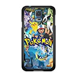 Coque en Folie ] Coque Samsung Galaxy Note 4 Pokemon go Team Pokedex Pikachu Manga...