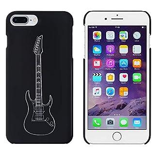Azeeda Black 'Guitar' Case / Cover for iPhone 7 Plus (MC00099389)