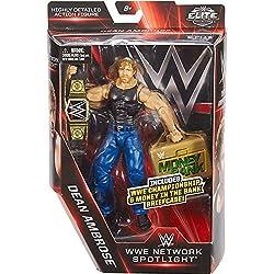WWE Mattel DEAN AMBROSE rete riflettori ESCLUSIVO wrestling action figure