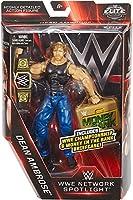 WWE Mattel DEAN AMBROSE rete riflettori ESCLUSIVO wrestling action figure - completare con soldi nel salvadanaio VALIGETTA & WWE titolo