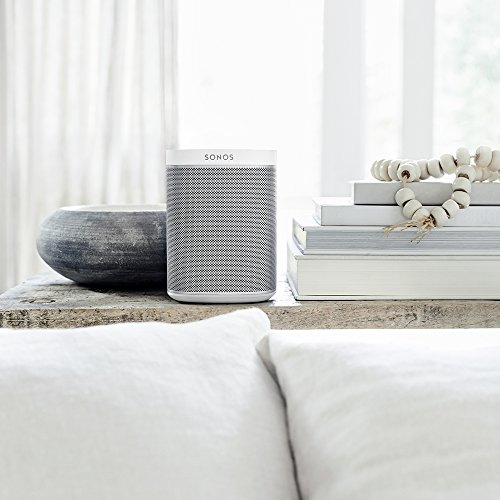Sonos PLAY:1 I Kompakter Multiroom Smart Speaker für Wireless Music Streaming (weiß) - 2