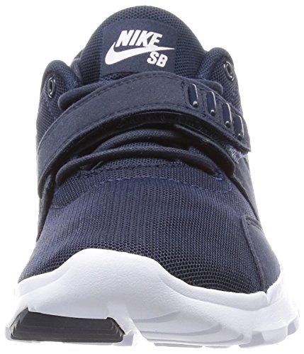 Nike Herren Trainerendor Turnschuhe Azul (azul Marino (ossidiana / Metallizzato Oro Bianco))