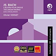 Bach: Das Orgelwerk (Collection 25e anniversaire)