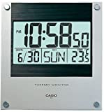 Casio Square Resin Digital Wall Clock (2...