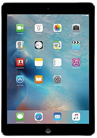 Apple iPad Air 2 24,6 cm (9,7 Zoll) Tablet-PC (WiFi, 16GB Speicher) spacegrau