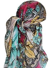 Foulards carres pour les femmes - 2 pour 15 Eur