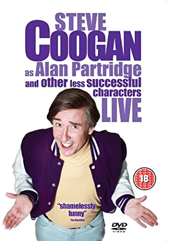 Steve Coogan Live - As Alan Partridge And Other Less