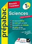 Sciences 1re ES, L - Pr�pabac R�ussir...
