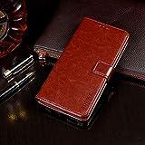 Manyip Asus Zenfone 3 Deluxe ZS550KL Hülle,TPU-Schutzhülle mit [Aufstellfunktion] [Kartenfächern] [Magnetverschluss] Brieftasche Ledertasche für Asus Zenfone 3 Deluxe ZS550KL