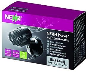 NEWA Wave Pompe pour Aquariophilie 1,6 ADJ