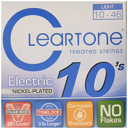 Cleartone E-Git.Saiten,10-46,CT9410 Light, EMP Strings