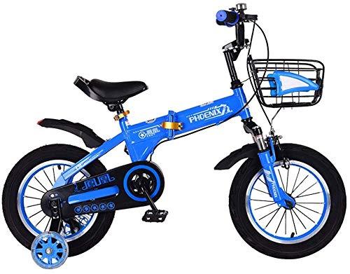 Kinder Klapprad 2-10 Jahre alt Roller männliche und weibliche Studenten Fahrrad Stoßdämpfer Fahrrad