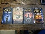 Lot de 4 livres de Steve Berry : la conspiration du temple - le complot Romanov - le monastère oublié - le code jefferson